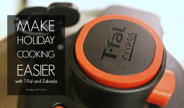 Make Holiday Cooking Easier with T-Fal and Zabada! (WITH GIVEAWAY) 1