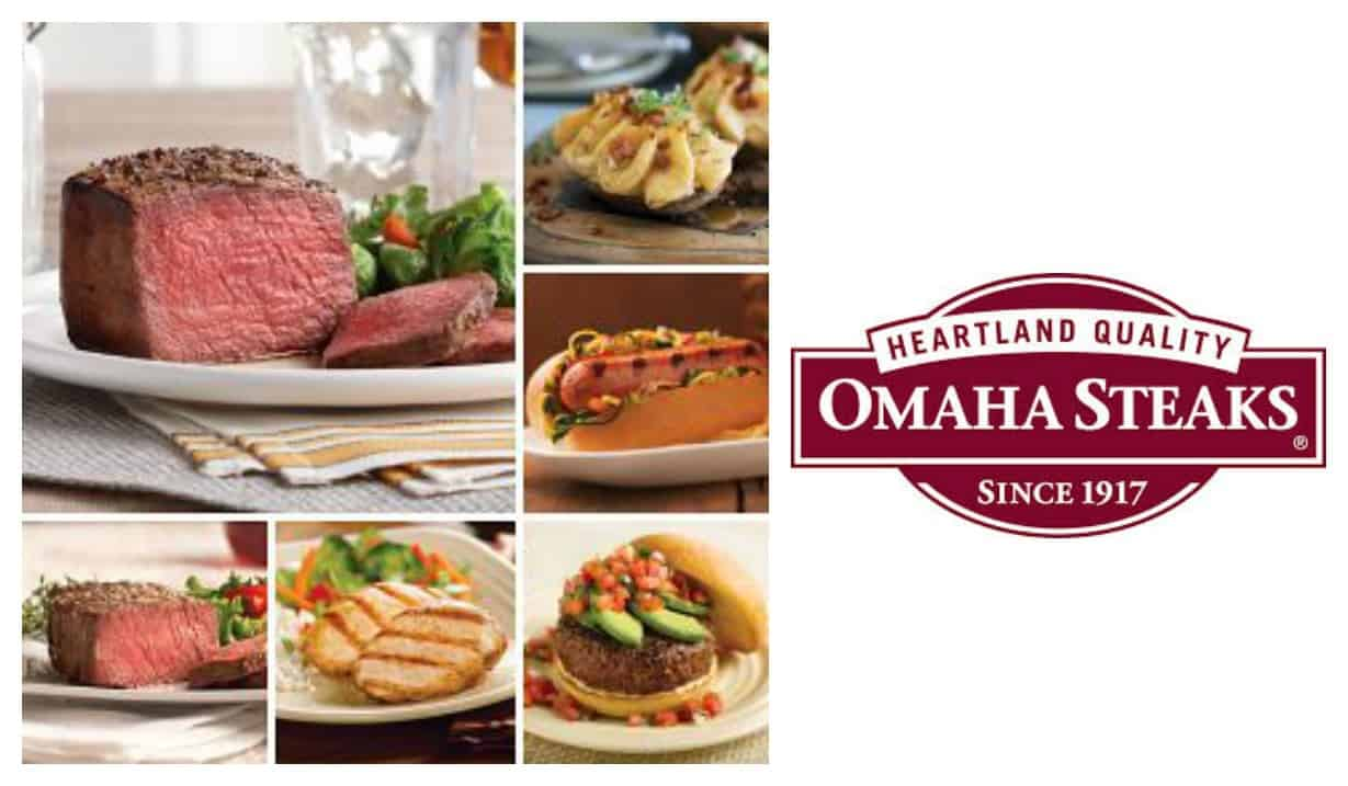 Omaha Steaks Makes The Perfect Gift For Anyone On Your List! 7