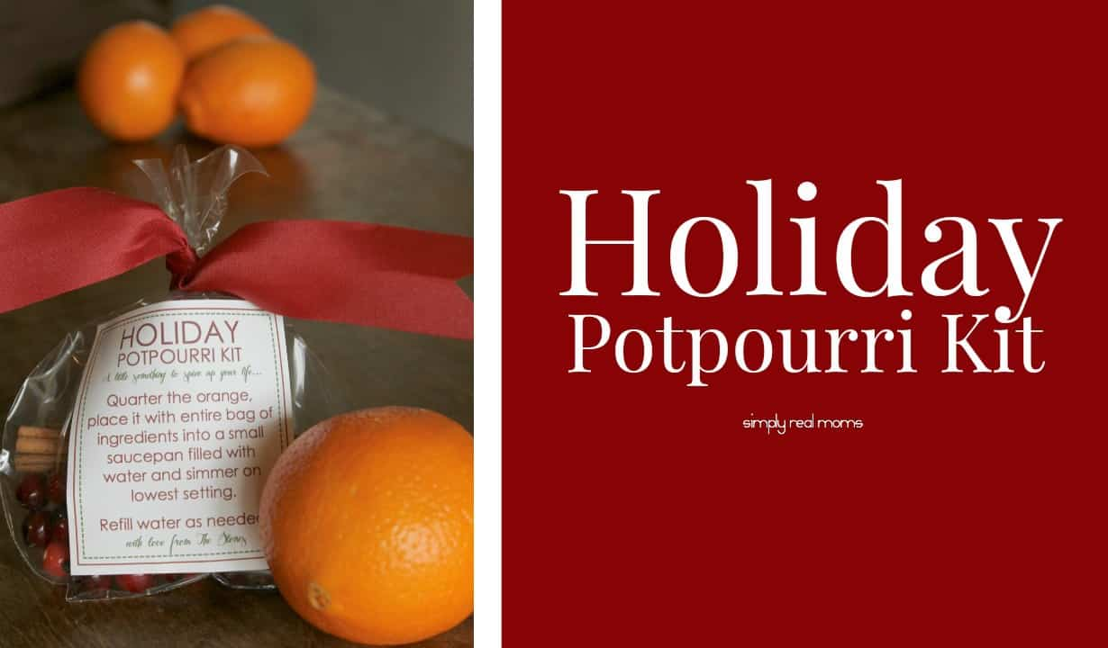 Holiday Potpourri Kit Gifts 4