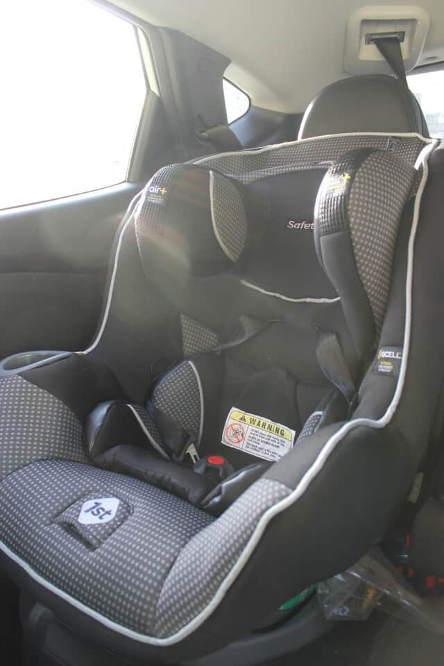 Safety1st SE65 Air Convertible Car Seat