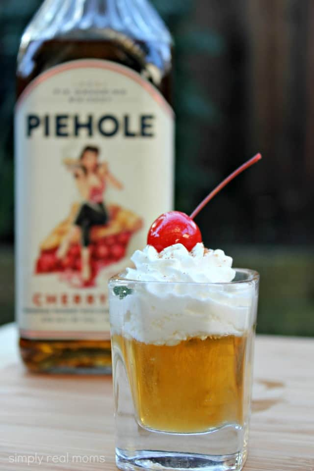 Yummy Drinks Made With PIEHOLE Pie-Flavored Whiskey
