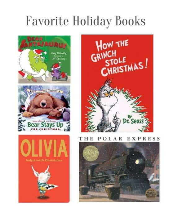 Holiday Book Favorites