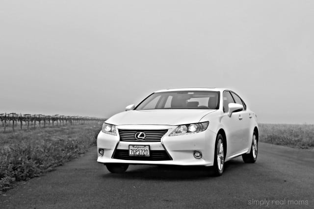 2015 lexus es 350 spacious and luxurious simply real moms. Black Bedroom Furniture Sets. Home Design Ideas