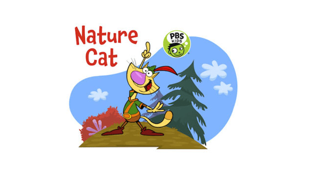 PBS Kids Announces New Series: Nature Cat