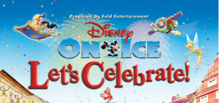 Disney On Ice Presents Let's Celebrate Is Coming To The SF Bay Area! 5