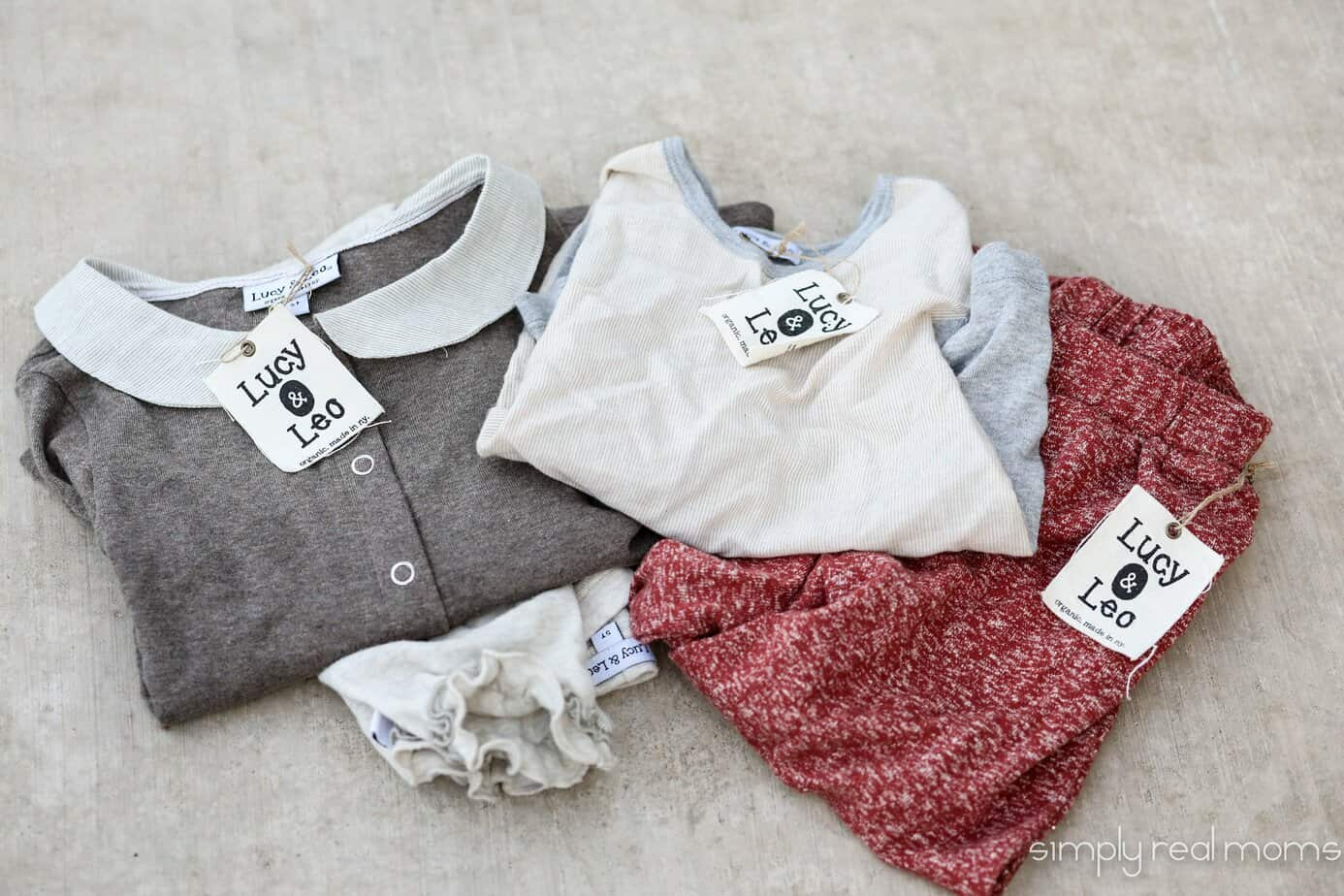 Lucy & Leo's Organic Clothing for Kids 20
