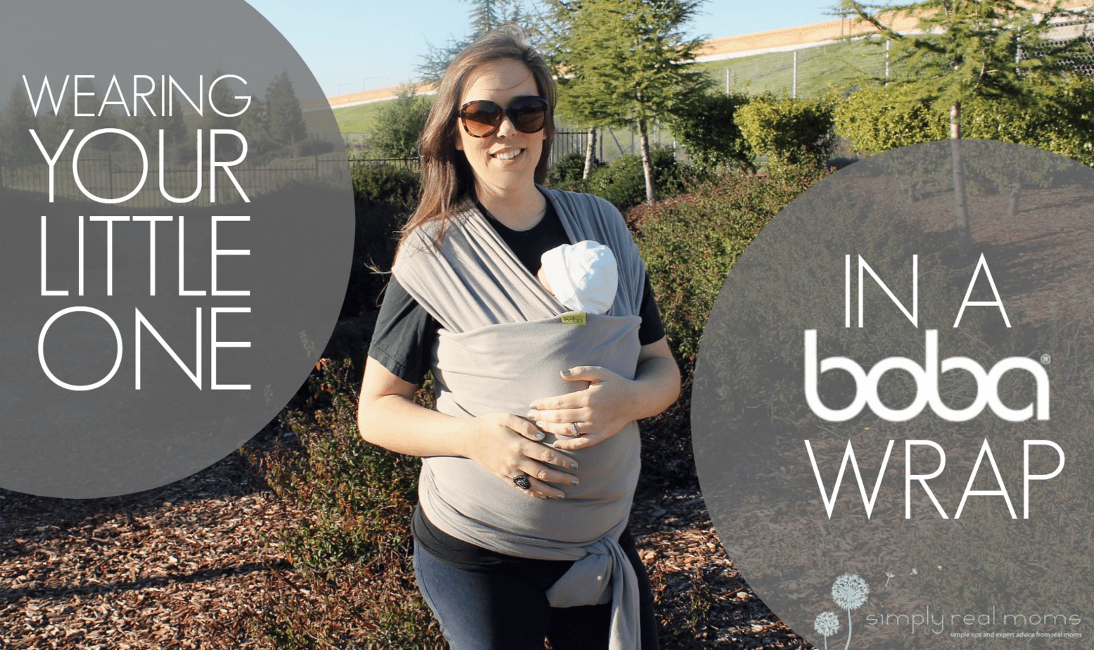 Wearing Your Little One In A Boba Wrap 2