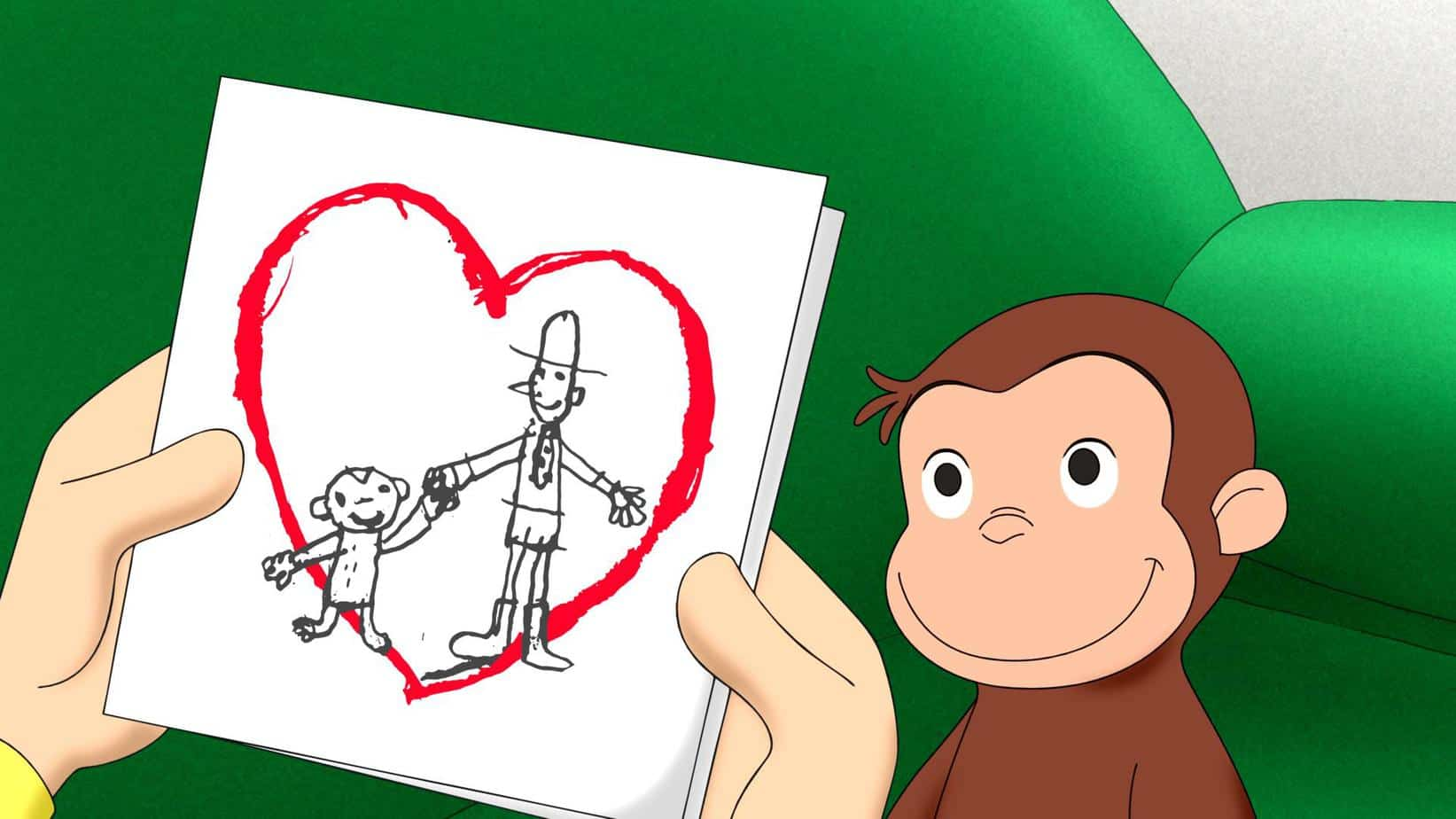 Don't Miss Curious George's Valentines Special! 3