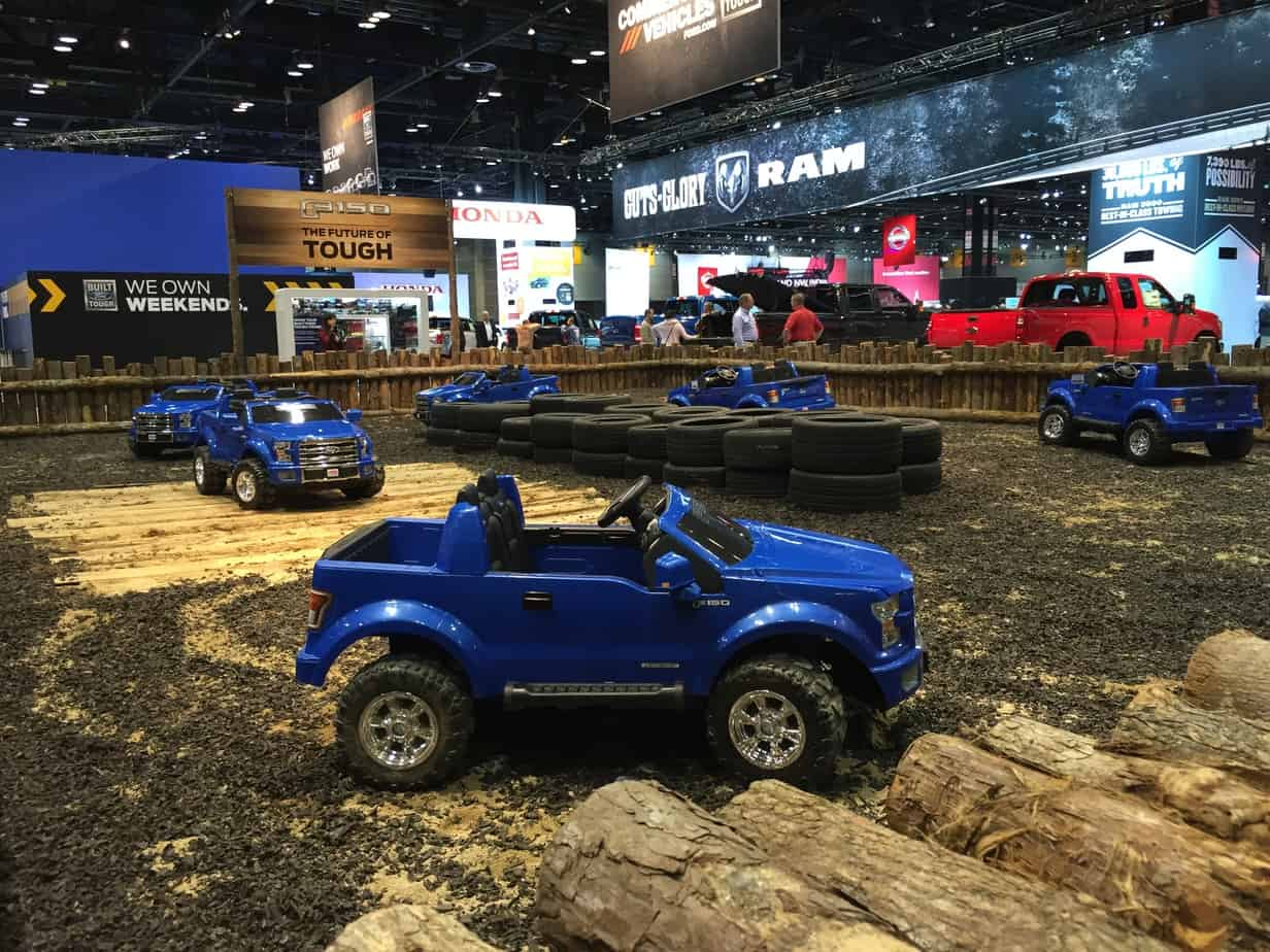 10 Reasons to Bring Your Kids to the Chicago Auto Show 4