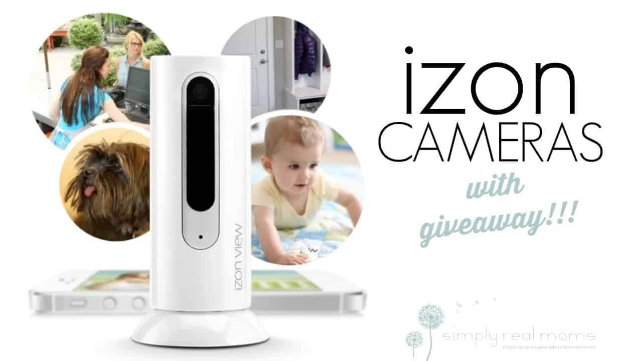 Izon Wifi Cameras (With A Giveaway!) 2