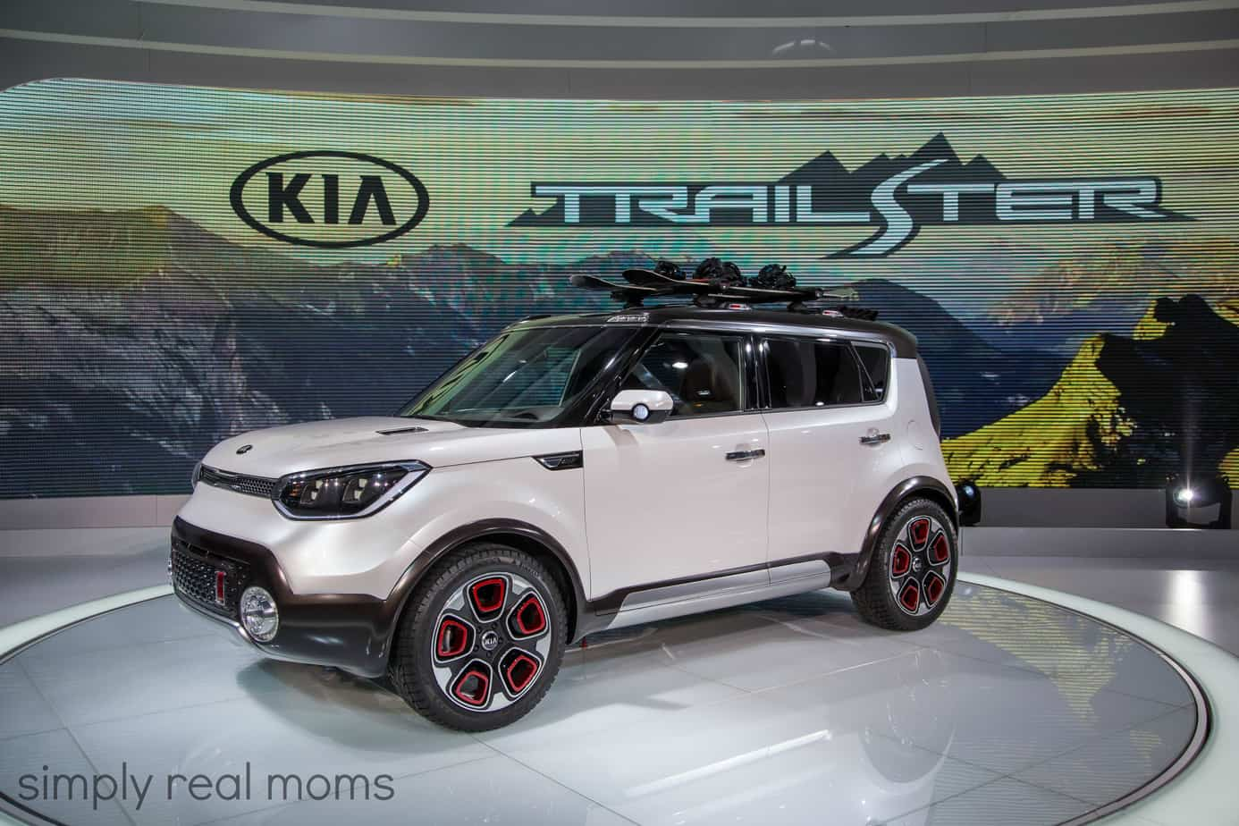 kia trail 39 ster because every concept car should have a story simply real moms. Black Bedroom Furniture Sets. Home Design Ideas