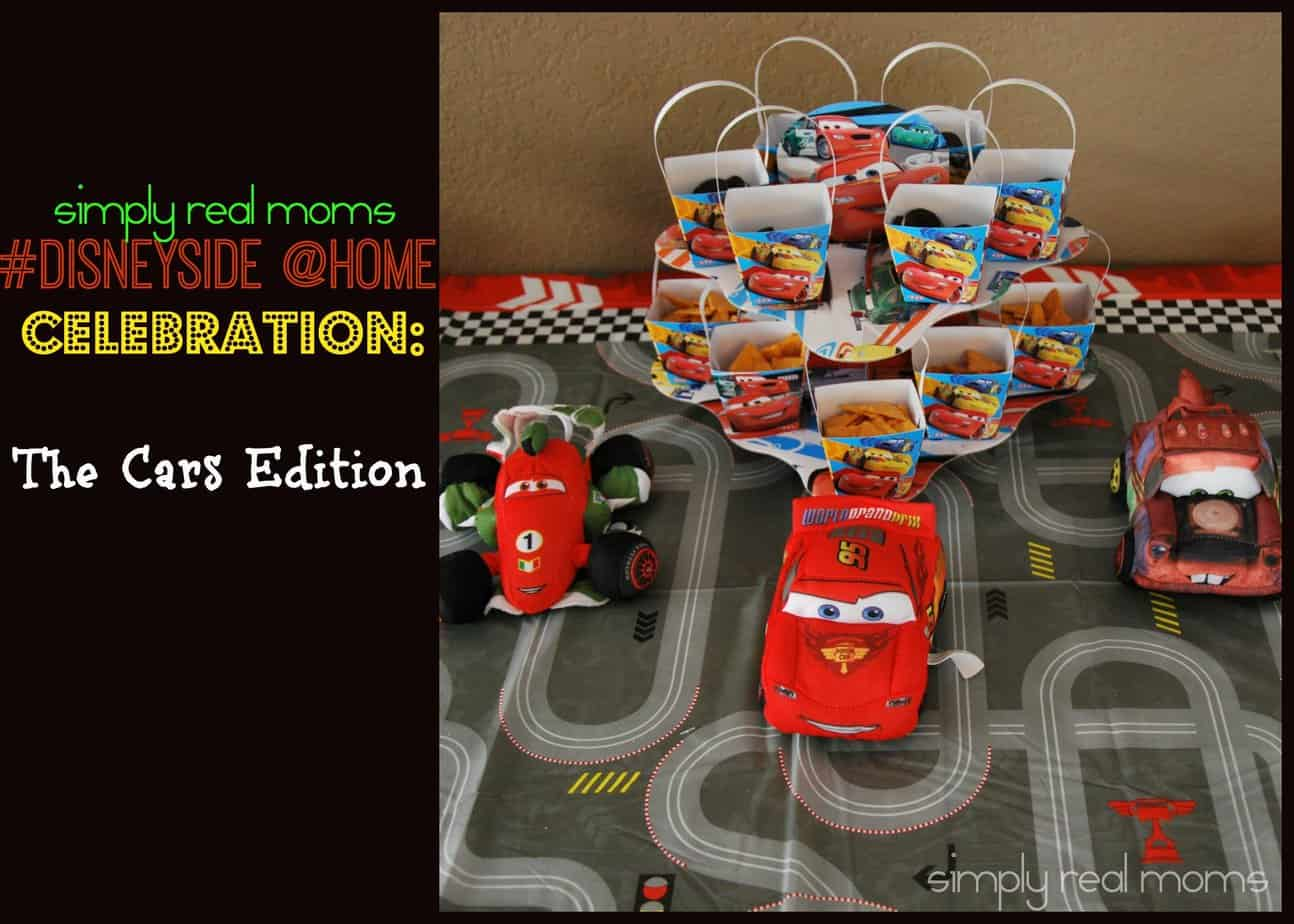 Disney Side @Home Celebration: The Cars Edition 19