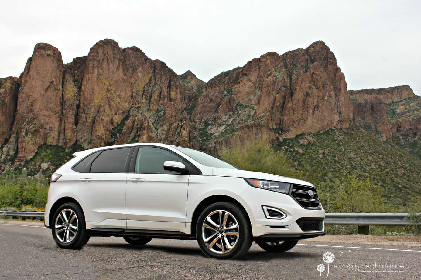 2015 Ford Edge: Bigger, Bolder, Better 3