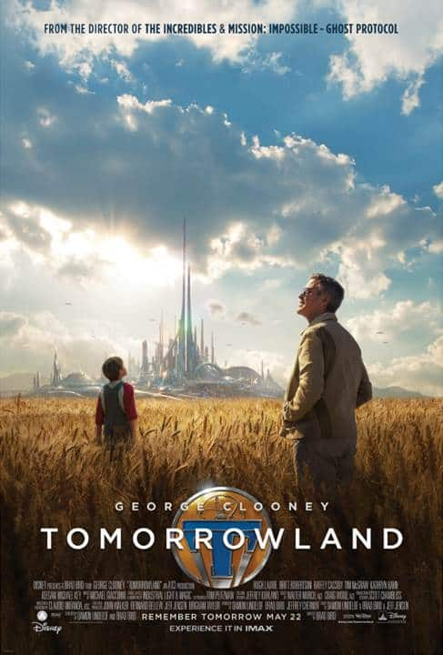 Disney's TOMORROWLAND Trailer & Poster Debut