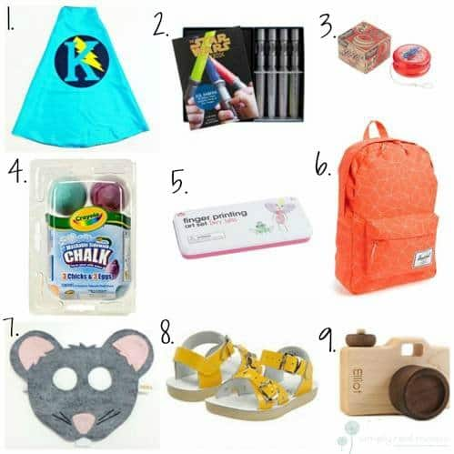 Easter Basket Gift Guide for Babies & Toddlers 2
