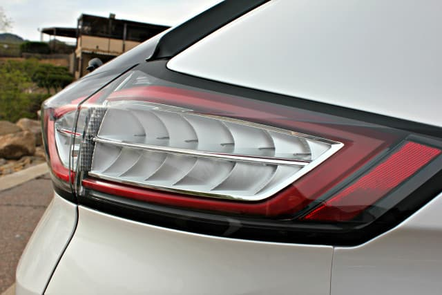 Ford Edge Tailights