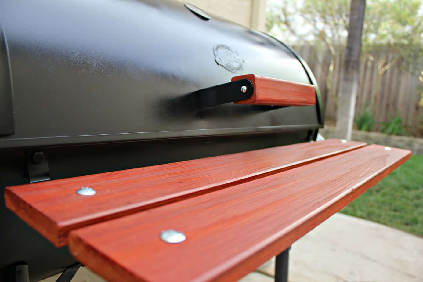 Refinishing an Old Barbeque: From Drab to Fab 10