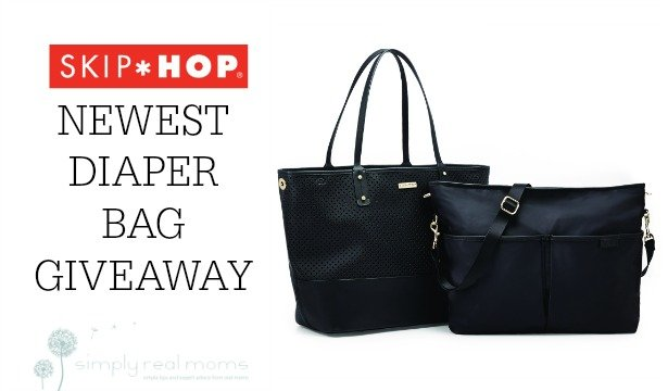 Skip Hop's Newest Diaper Bag Giveaway 4