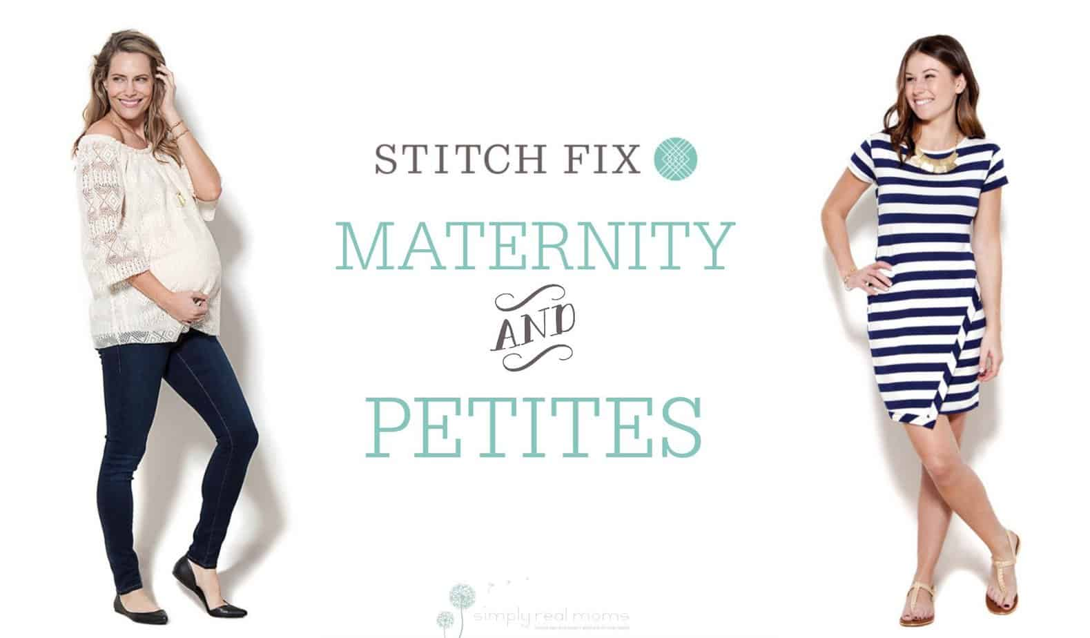 Stitch Fix Introduces Maternity And Petite Clothes! 1