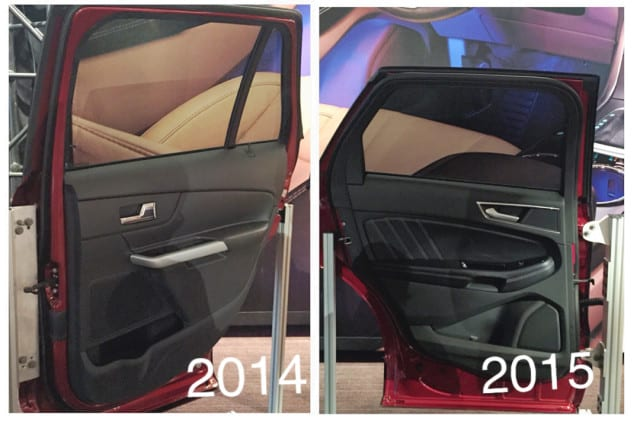 ford doors