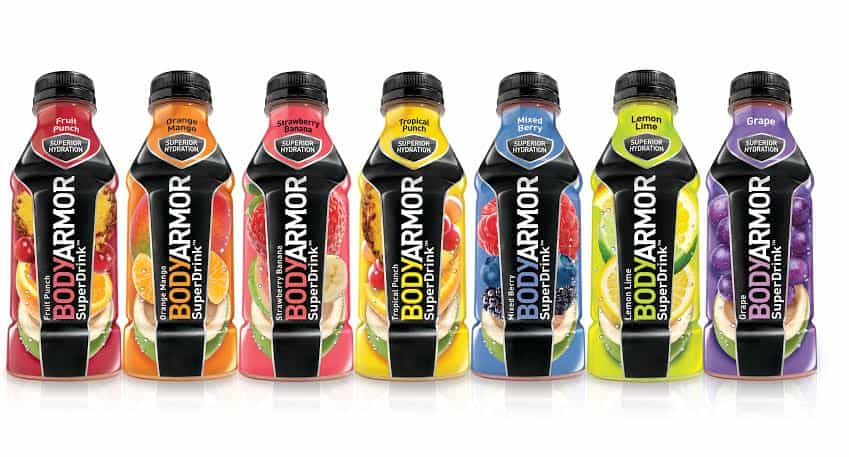 BODYARMOR Sports Drink: Fueling Active Families 1