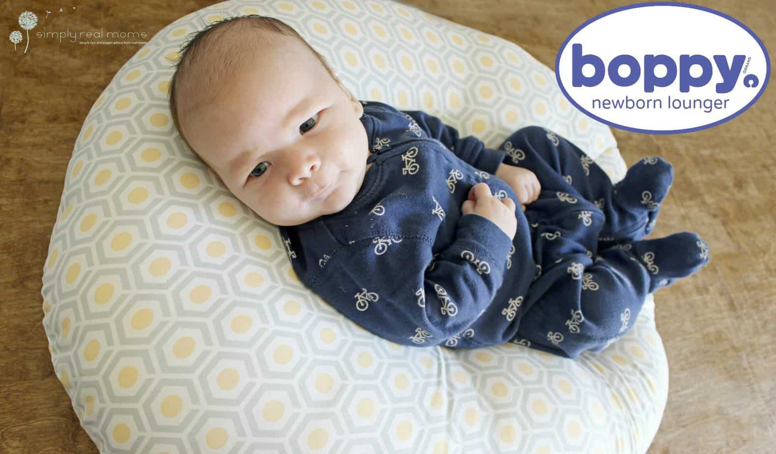 The Boppy Newborn Lounger 1