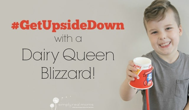 Get Upside Down with DairyQueen