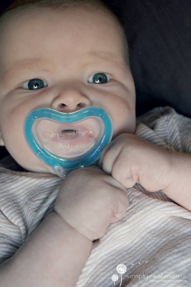 LATCH Pacifier
