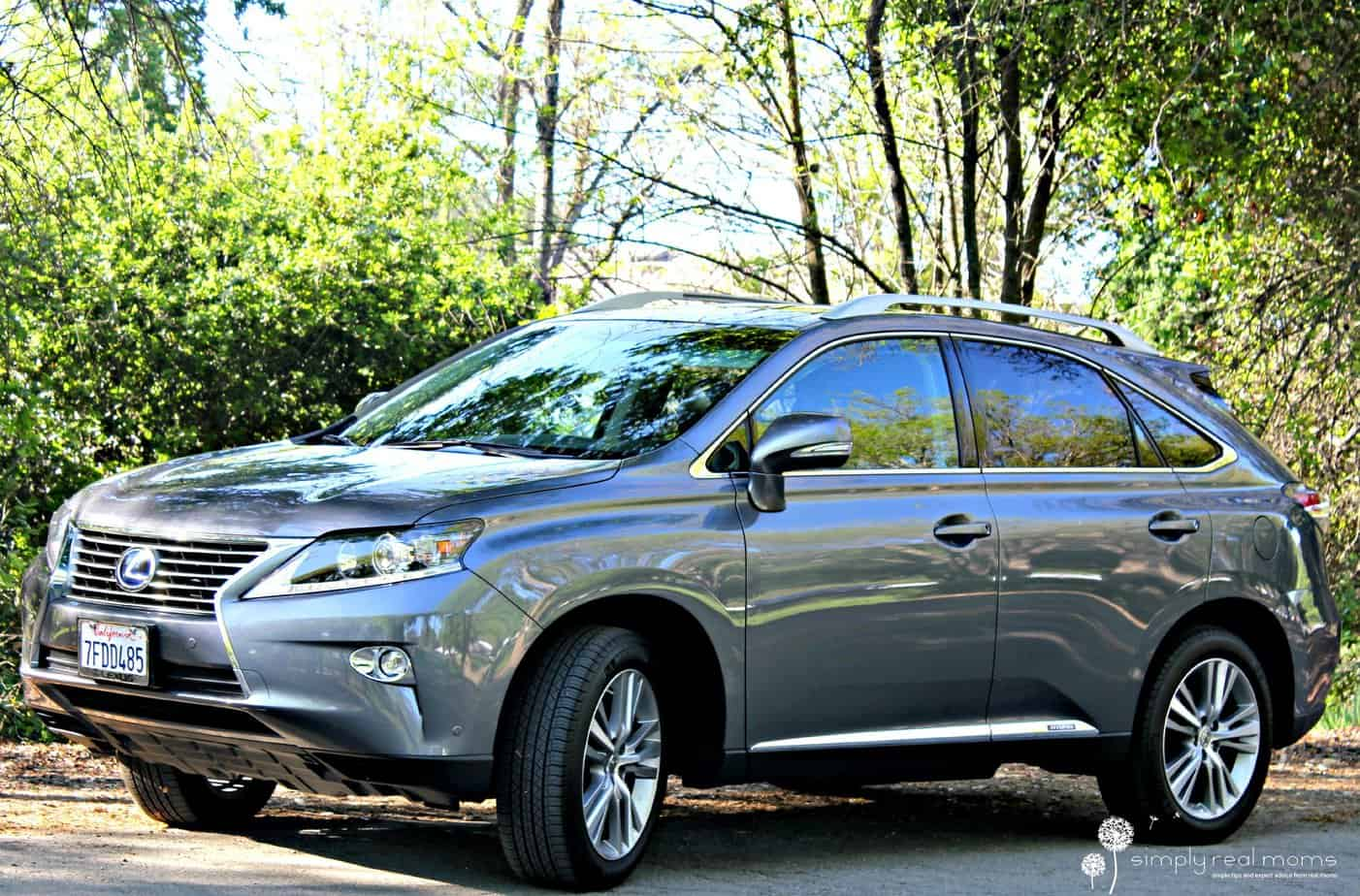 2015 Lexus RX 450H: Not Your Average Hybrid 1