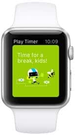 PBS KIDS Super Vision app available on Apple Watch