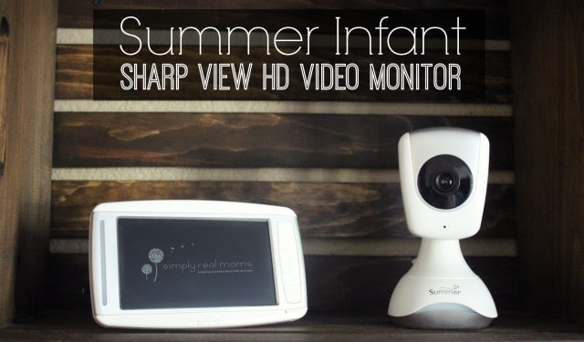 Summer Infant Sharp View HD Monitor