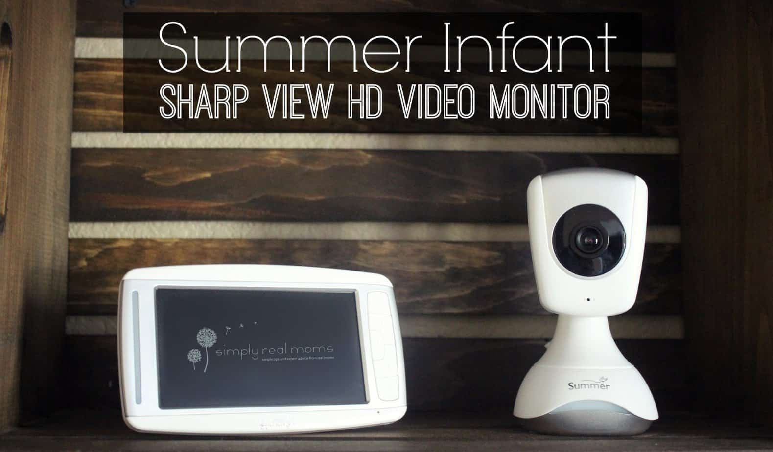 Summer Infant Sharp View HD Video Monitor 6