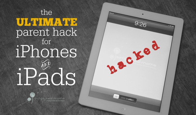The Ultimate Parent hack for iPhones