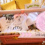Little Lady Baby Basket