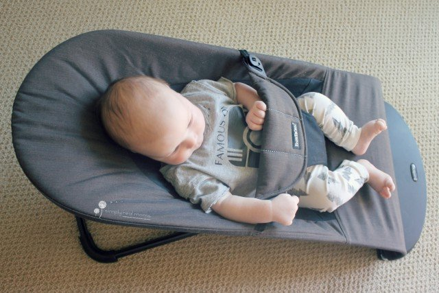 Baby Bjorn Balance Bouncer Soft