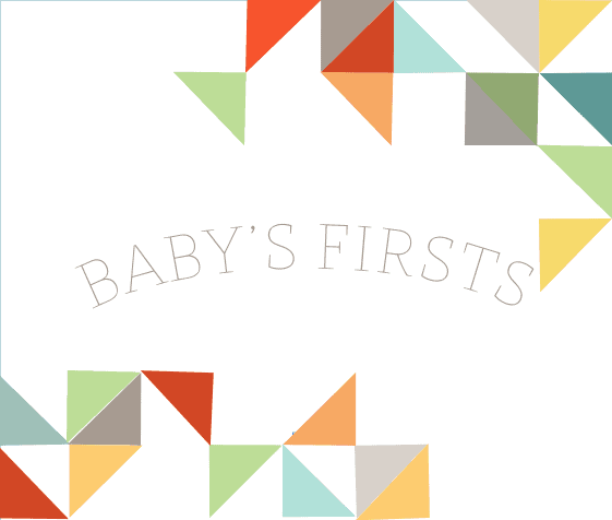 Documenting Baby's Firsts With FREE Printables 6