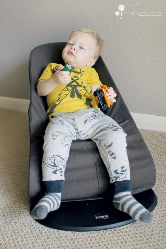 Bjorn Bouncer Toddler Lounger
