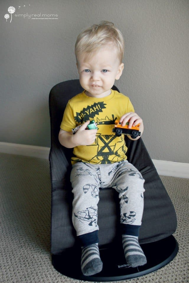 Bjorn Bouncer Toddler Seat