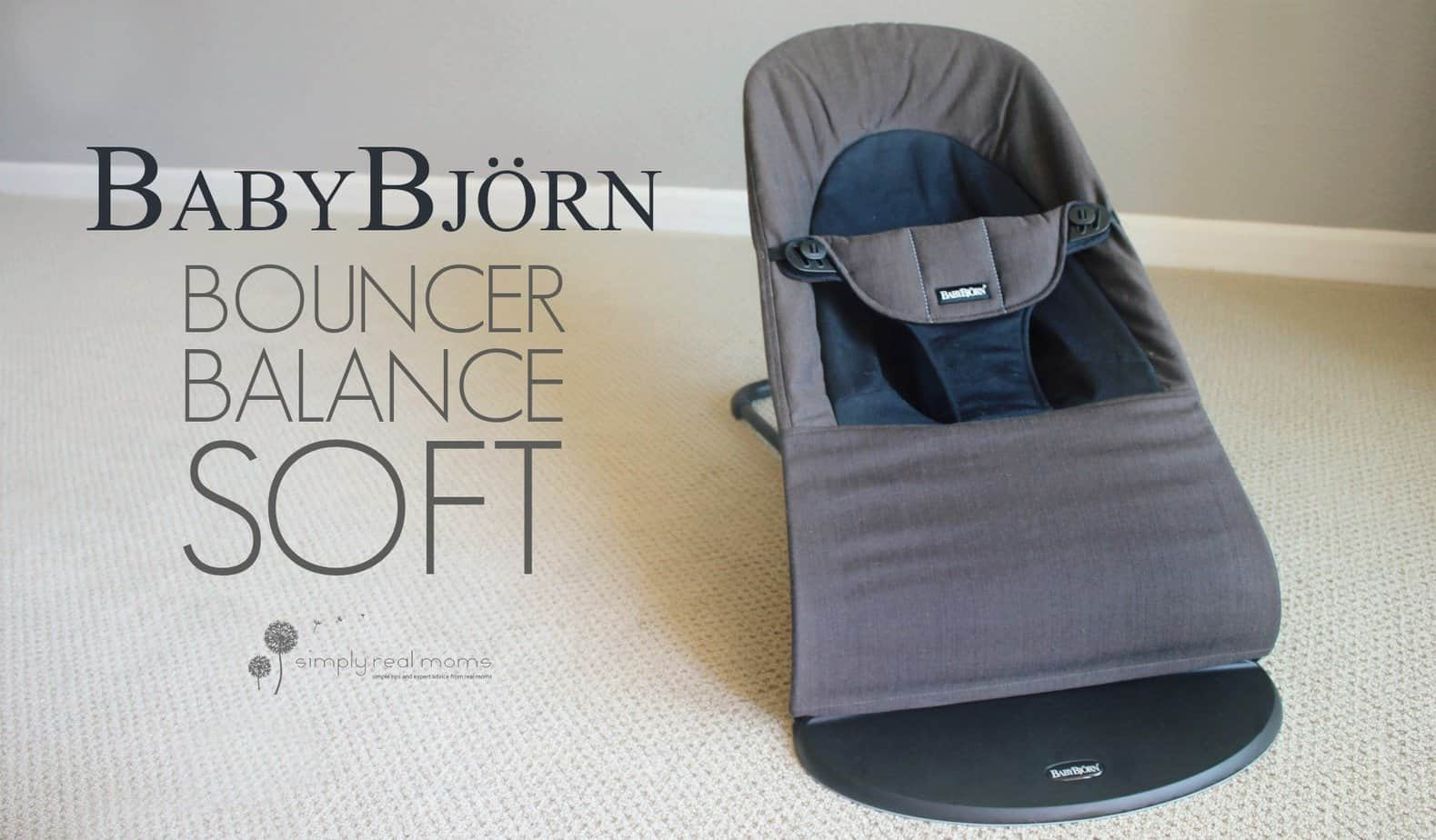 The Baby Bjorn Bouncer Balance Soft 9