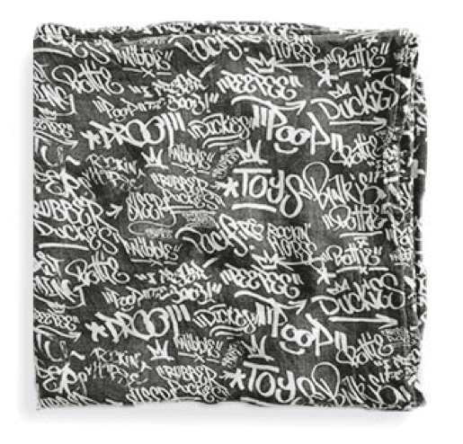 Graffiti Blanket