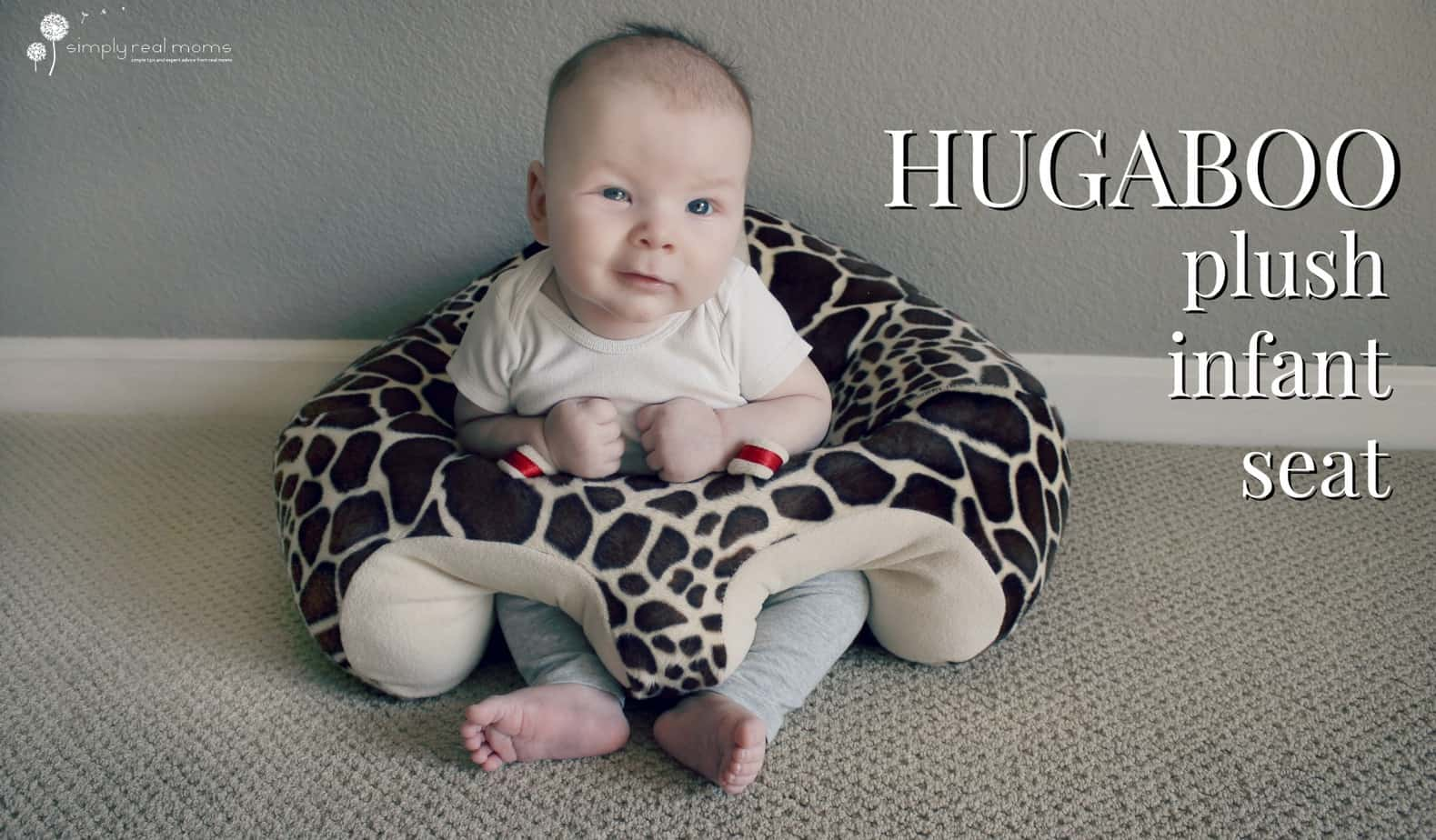 Hugaboo Plush Infant Seat 6