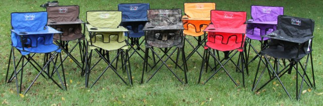 Portable High Chair Colors