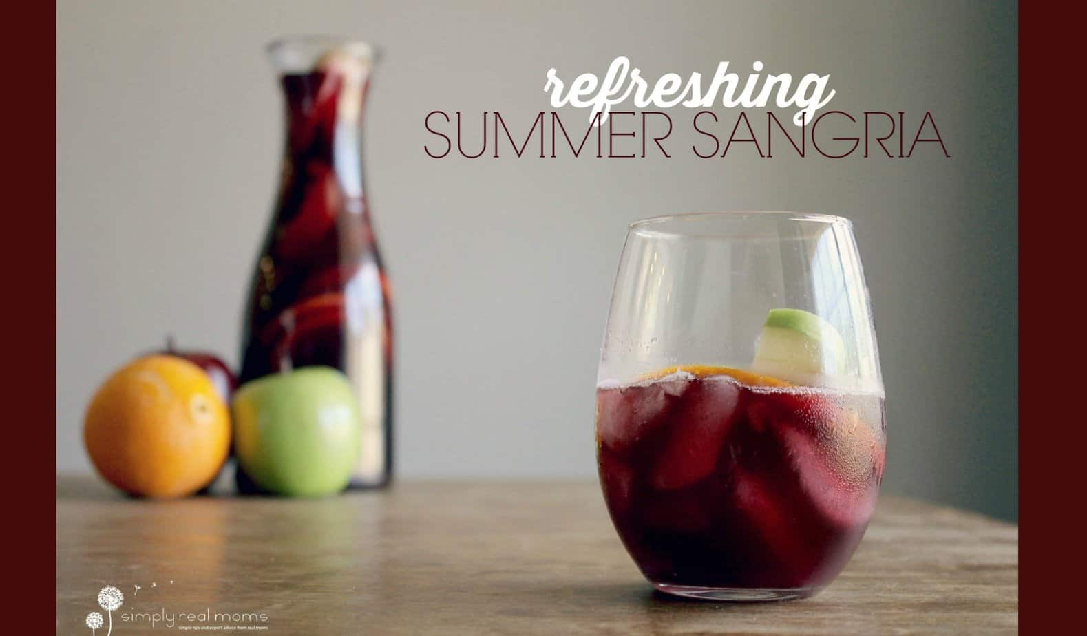 Refreshing Summer Sangria 1