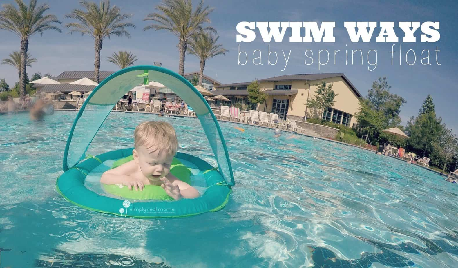 SwimWays Baby Spring Float 2