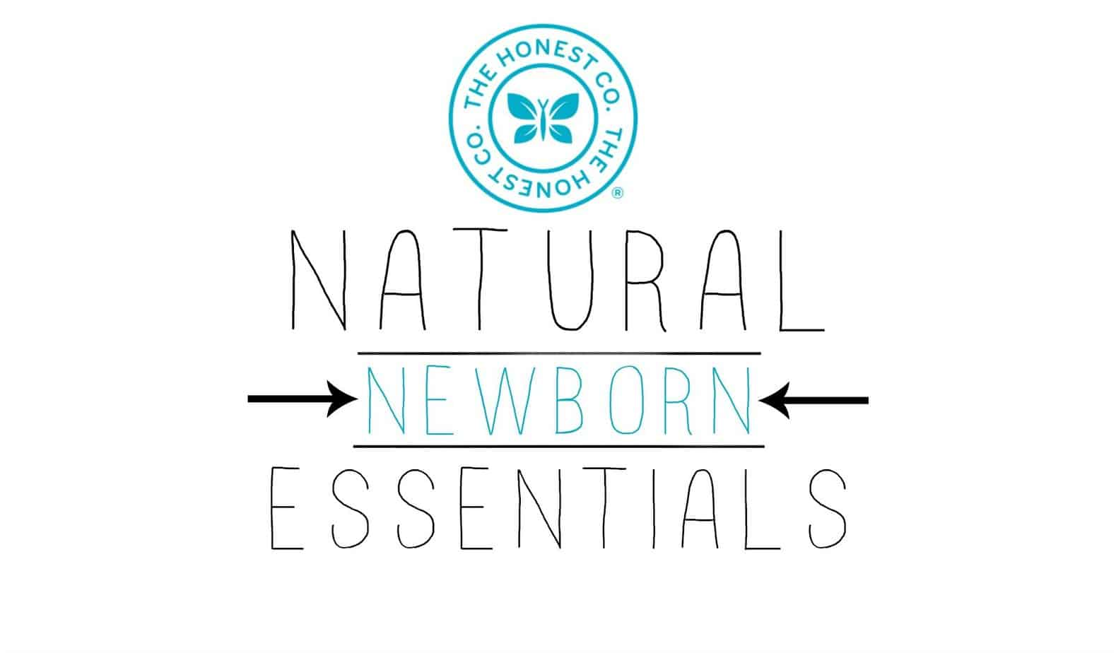 Natural Newborn Essentials From Target 2