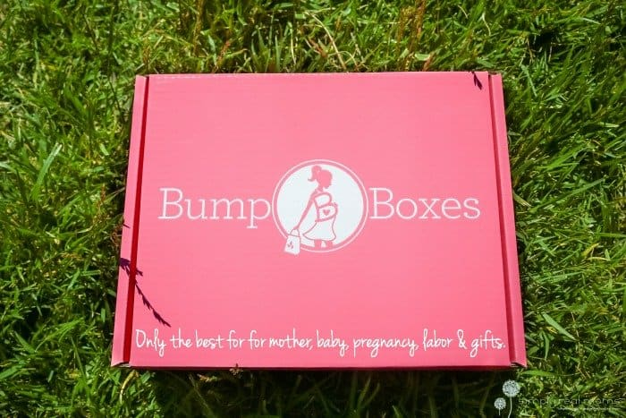 Bump Boxes for mother, baby, pregnancy, labor and gifts. 12