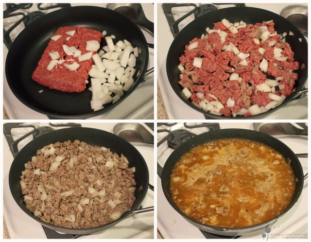 Cooking Skillet Pizza Pasta