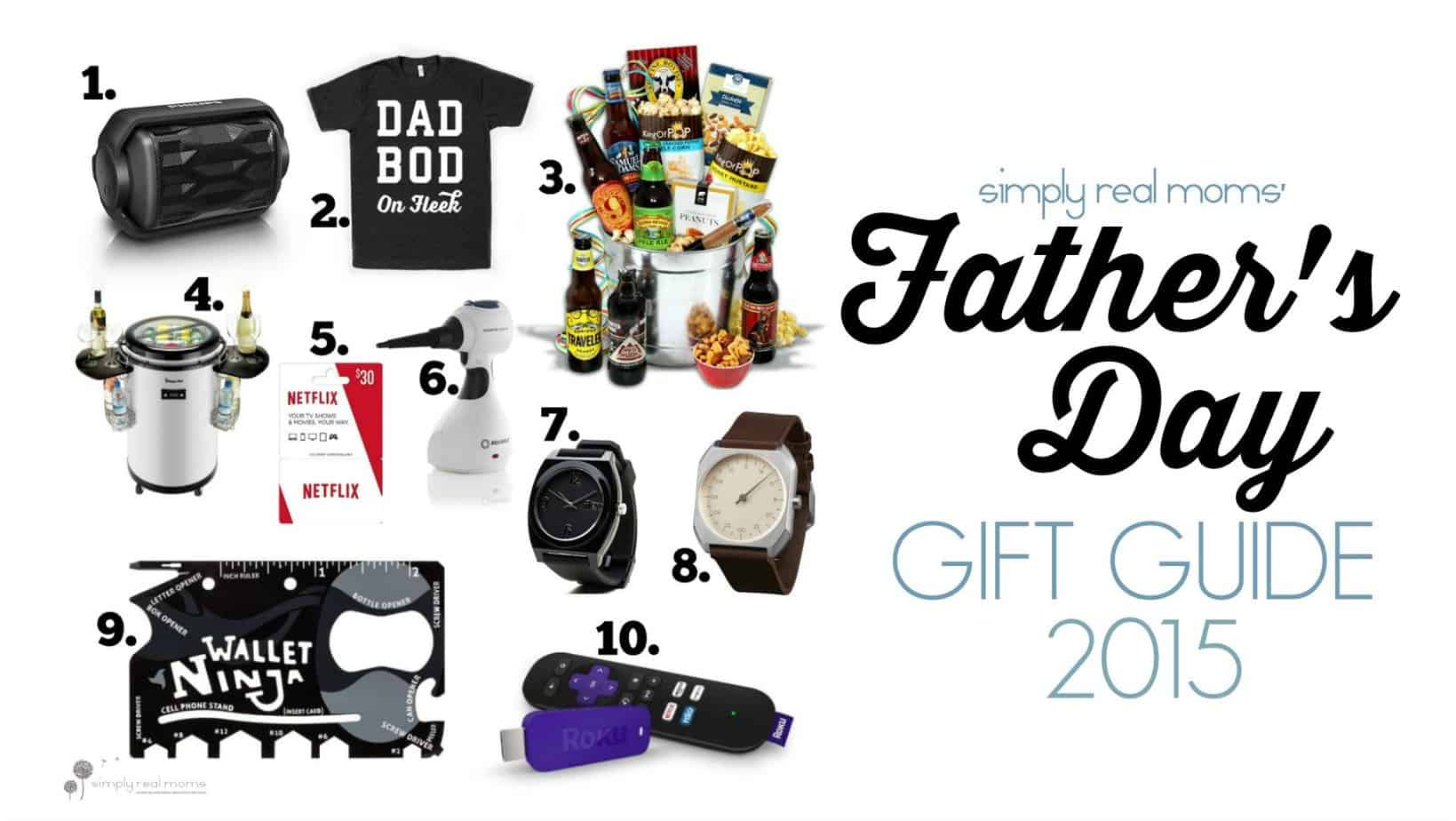 Father's Day 2015 Gift Guide 1