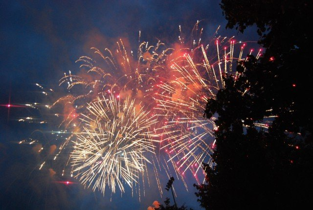 Fourth of July Fireworks Return To Great America
