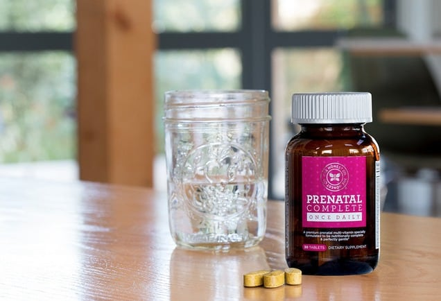 Honest Company now offers Prenatal vitamins, perfect for a mom to be and postpartum!